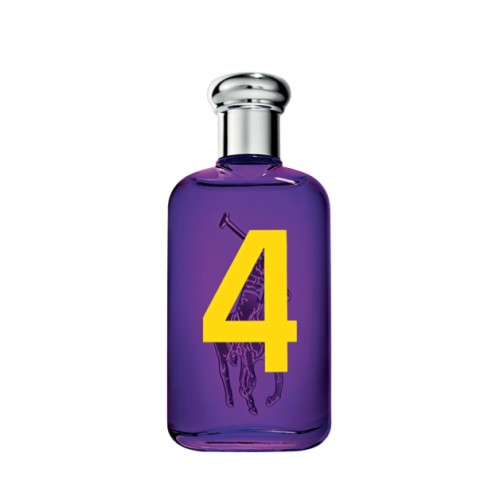 Big Pony Collection For Women No.4 - Purple